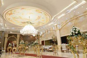تالار های پذیرایی در تهران
