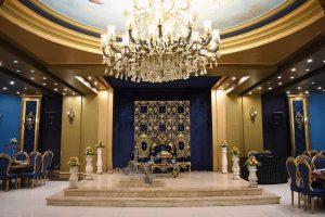 تالار مجلل کاخ