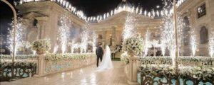 نمونه یک تالار عروسی