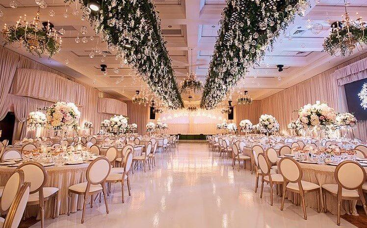 بازگشایی تالار عروسی در آستانه سال جدید