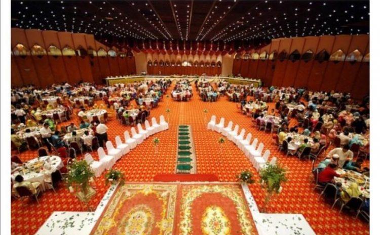 برگزاری جشن های عروسی در تالارهای عروسی