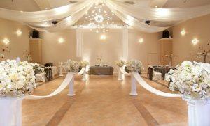 برگزاری مراسم در تالارهای عروسی