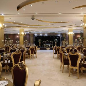 تالارهای پذیرایی تهران