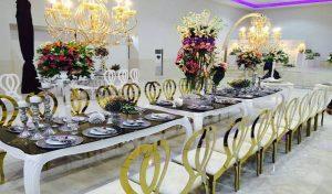 کرایه کردن ظرف های مورد نیاز مهمانیها بسیار مقرون به صرفه تر از خرید آنها است.