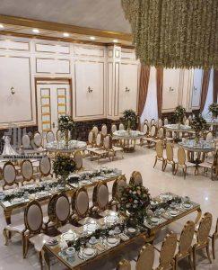 گزینههای مختلفی برای انتخاب تالارهای شرق تهران پیش روی شما است