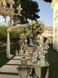 باغ تالار درجه یک تهران