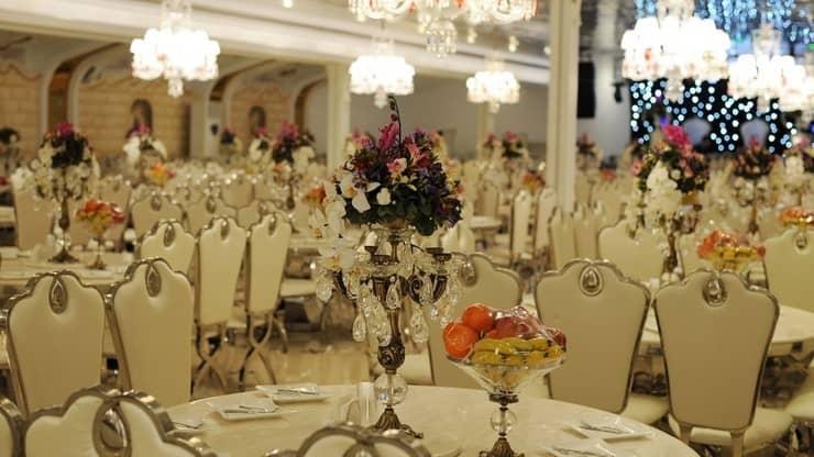 آخرین اخبار بازگشایی تالارهای عروسی