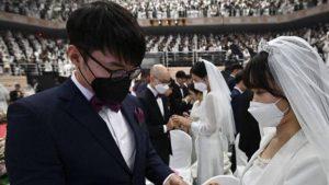 عروسی کرونایی