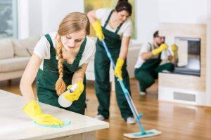 با بهره گیری از افراد نظافتچی میتوانید وقت خود را صرف امور دیگر کنید.