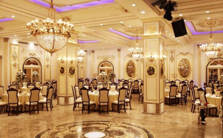 بهترین راهنمایی ها برای انتخاب سالن عروسی