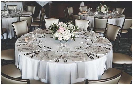 قیمت گذاری خدمات مراسم عروسی در تالارهای پذیرایی
