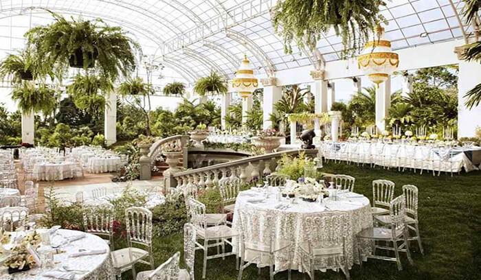 هر آنچه که باید درباره انتخاب بهترین باغ تالار عروسی بدانید